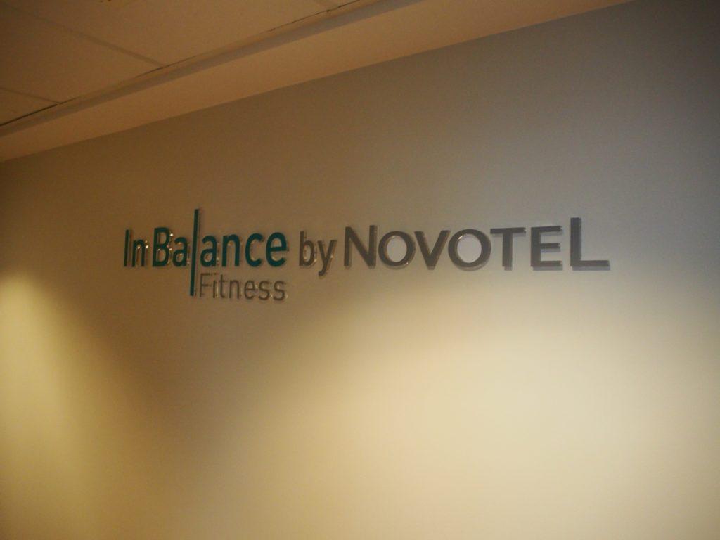 ノボテルワルシャワセントラムホテルの31階の写真です。