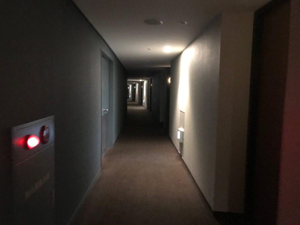 琵琶湖ホテルアクアのフロア