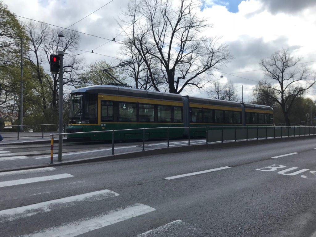 Hesperian puisto駅