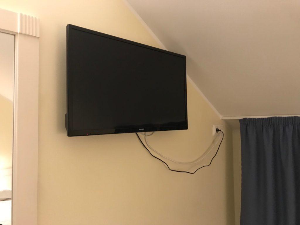 エコノミーホテルの客室