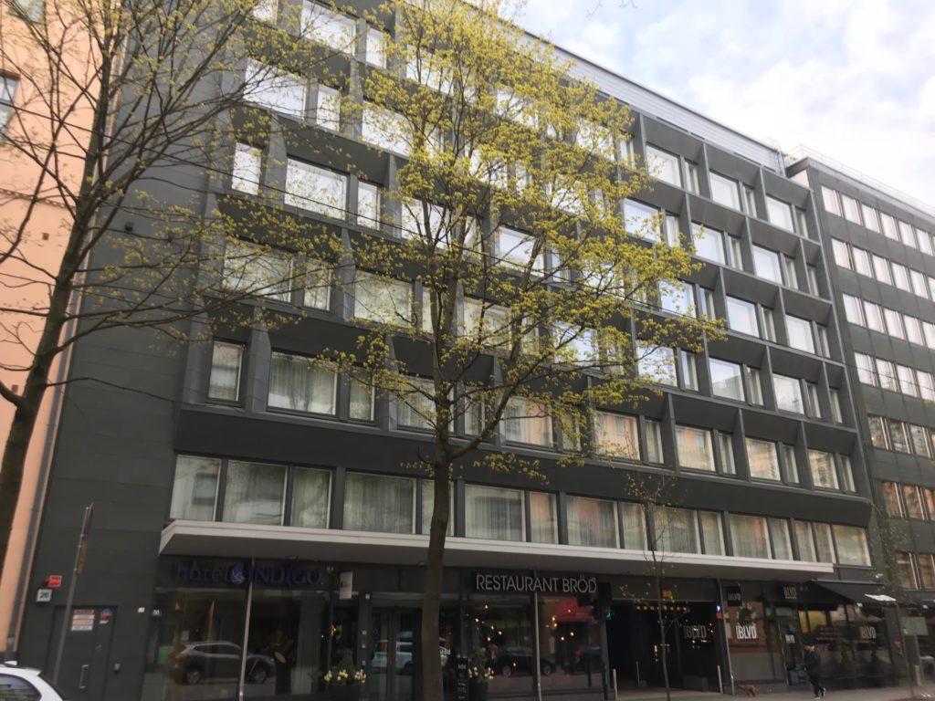 Hotel Indigo Helsinki - Boulevard外観