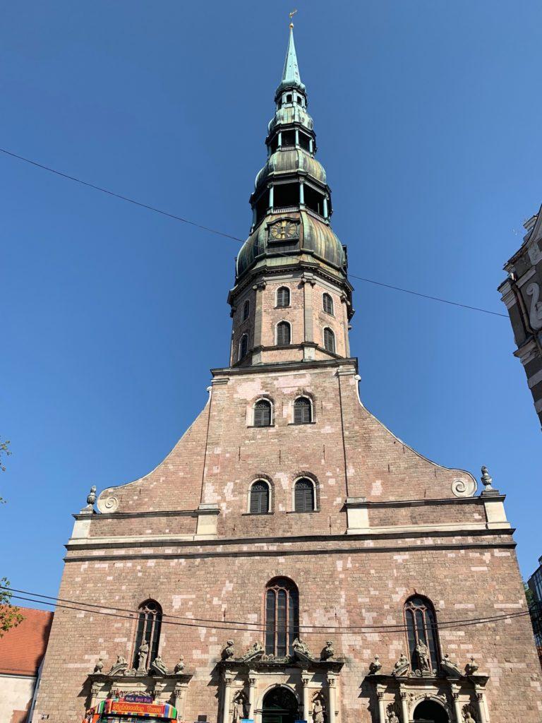 聖ペテロ教会外観