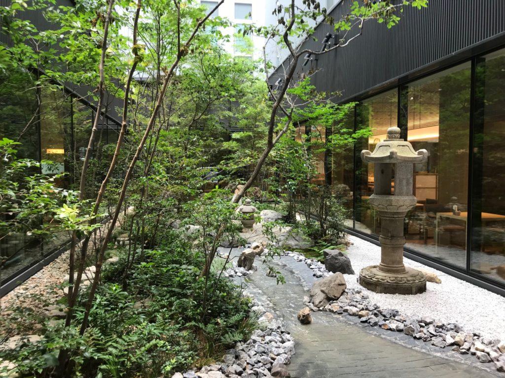 リッチモンドホテルプレミア京都駅前の玄関