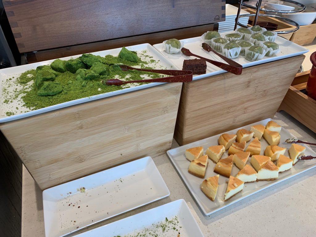 リッチモンドホテルプレミア京都駅前の朝食バイキング