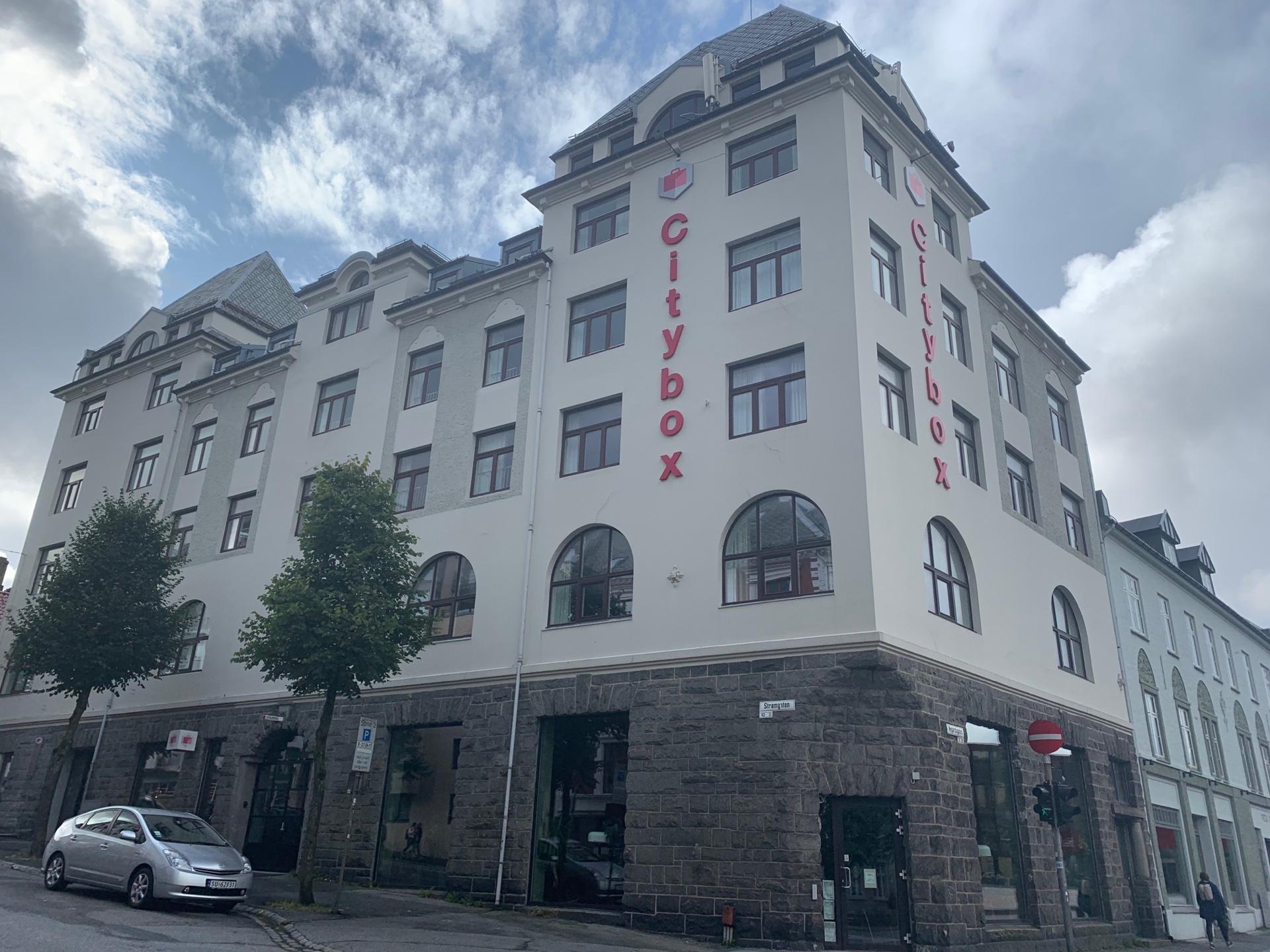 シティボックスベルゲン 外観
