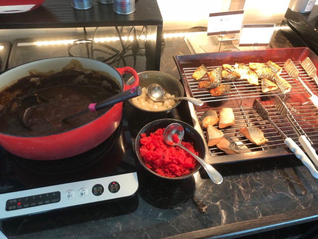 ホテルプラザ神戸のスマイリーネプチューンのプレミアム朝食のカレー