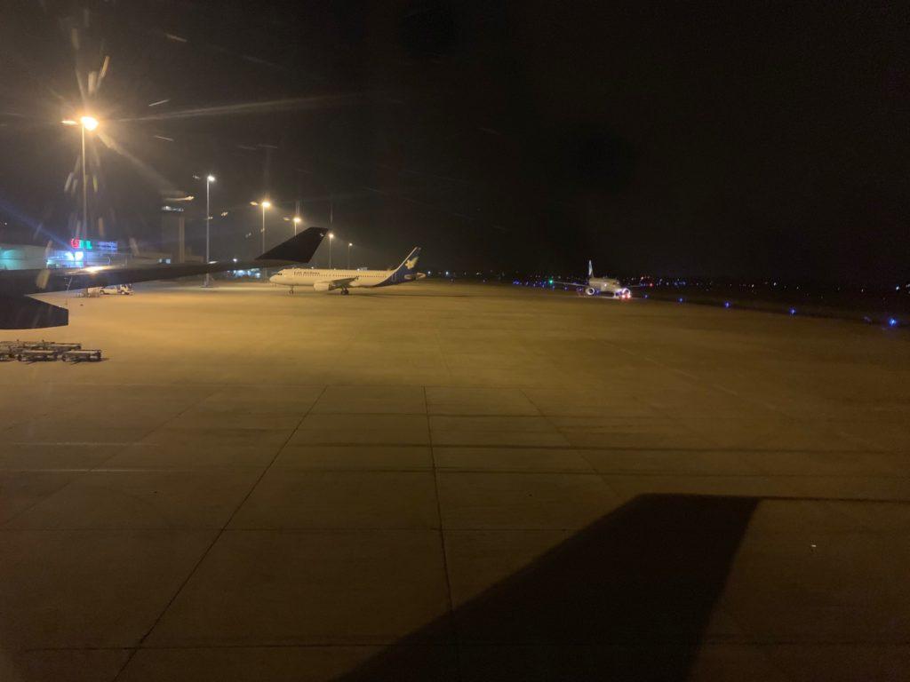 ヴィエンチャン(ワットタイ)国際空港