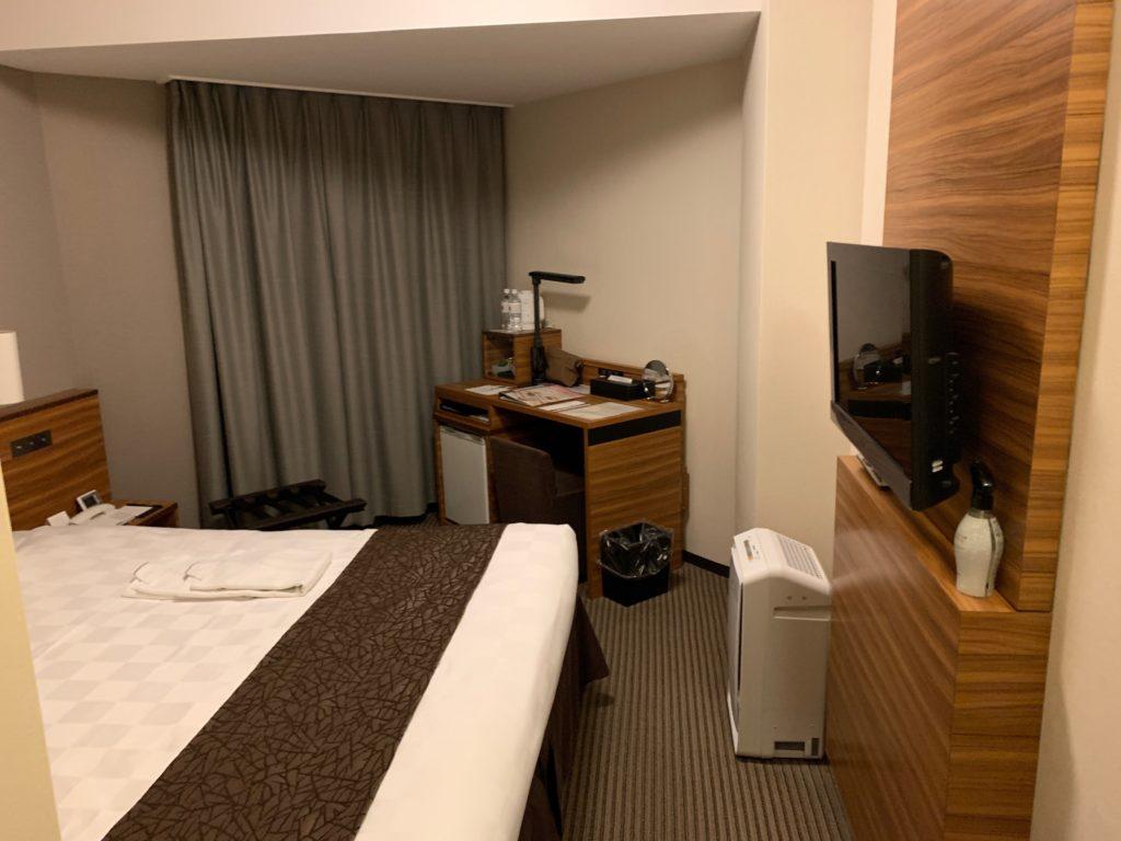 吉祥寺東急REIホテルのダブルルーム