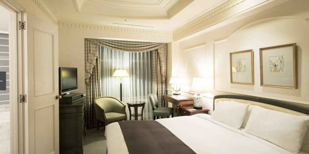 ホテル ザ・マンハッタン の客室