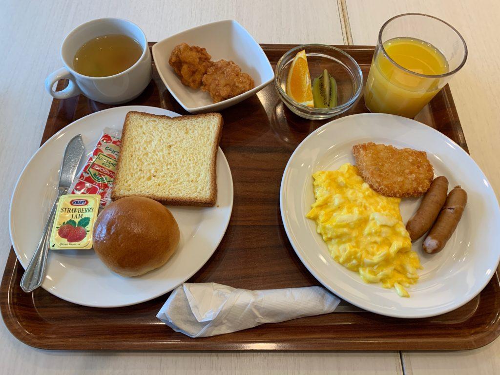 洋朝食セット