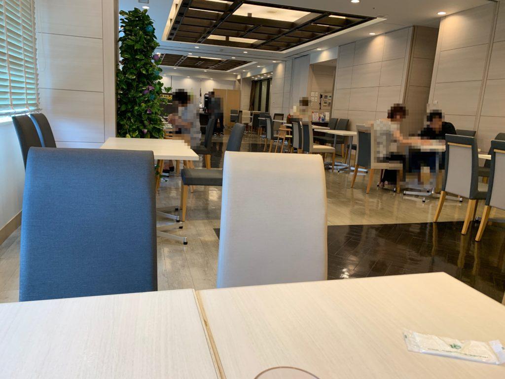 リッチモンドホテルプレミア武蔵小杉の朝食レストラン