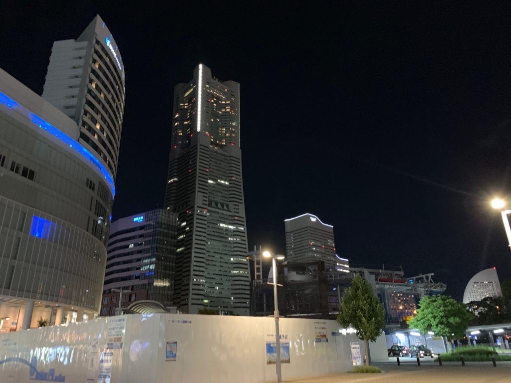 横浜ロイヤルパークホテル外観
