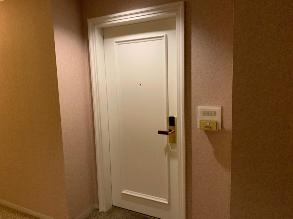 横浜ロイヤルパークホテルの客室