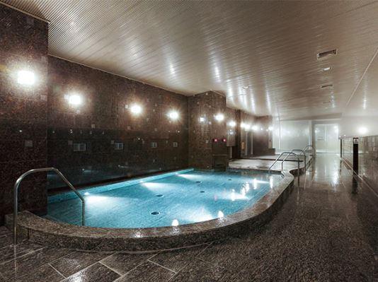 アパホテル&リゾート 横浜ベイタワーの大浴場