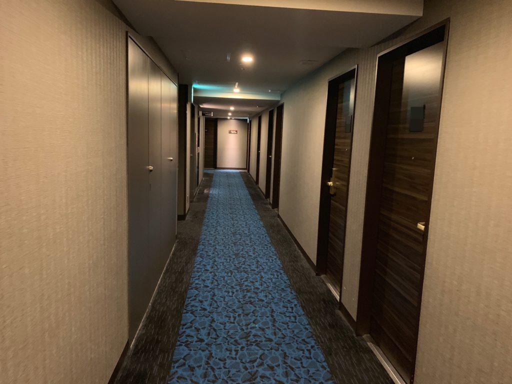 アパホテル&リゾート 横浜ベイタワーの宿泊フロア