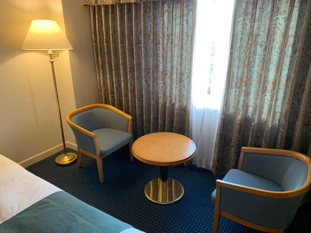 ホテルニューオータニ鳥取のツインルーム