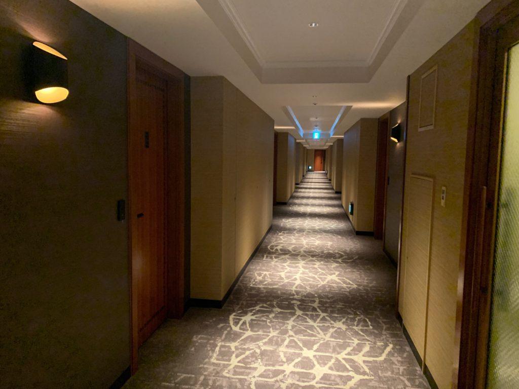 横浜ベイシェラトンホテル&タワーズの宿泊フロア
