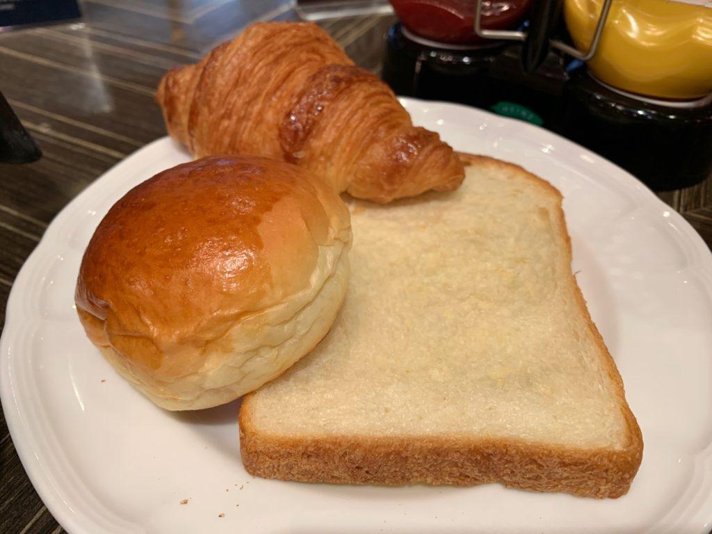 横浜ベイシェラトンホテル&タワーズの朝食(アメリカンブレックファスト)