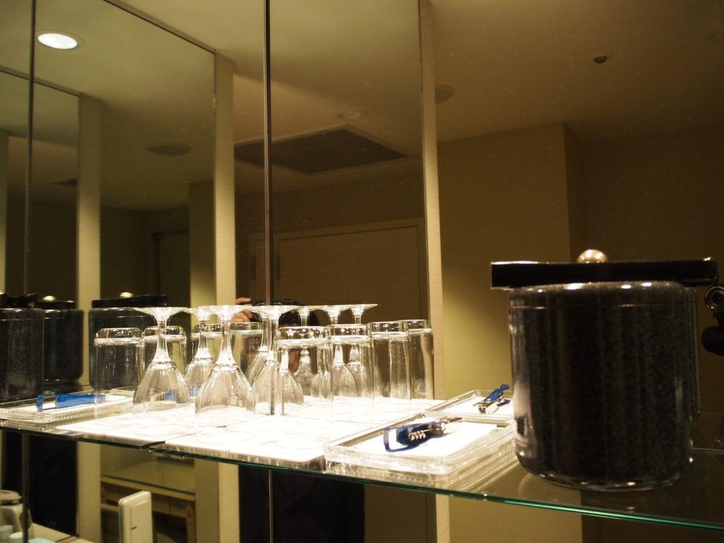 横浜ロイヤルパークホテル『コーナーツインルーム』